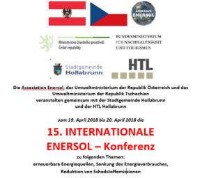 Konferenz ENERSOL_Bild © LEADER Region Weinviertel - Manhartsberg