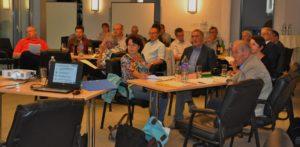 Anrfsammeltaxi_Abschlusspräsentation am 11.07.2018 in Retz © LEADER Region Weinviertel - Manhartsberg
