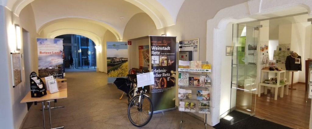 Gästeinfo Retzerland©Verein Kellermuseum Retz