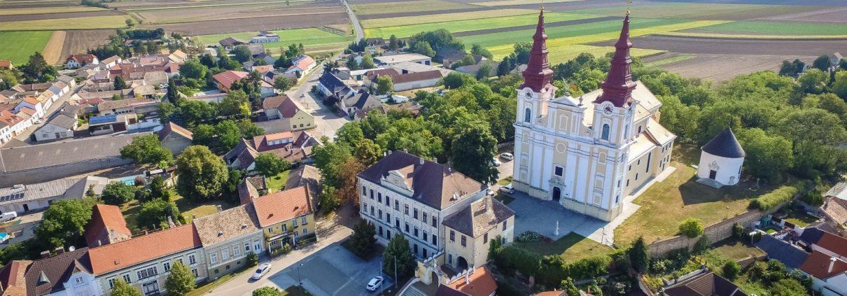Hauptplatz-Wullersdorf©Gemeinde Wullersdorf