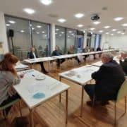 PAG Sitzung © LEADER Region