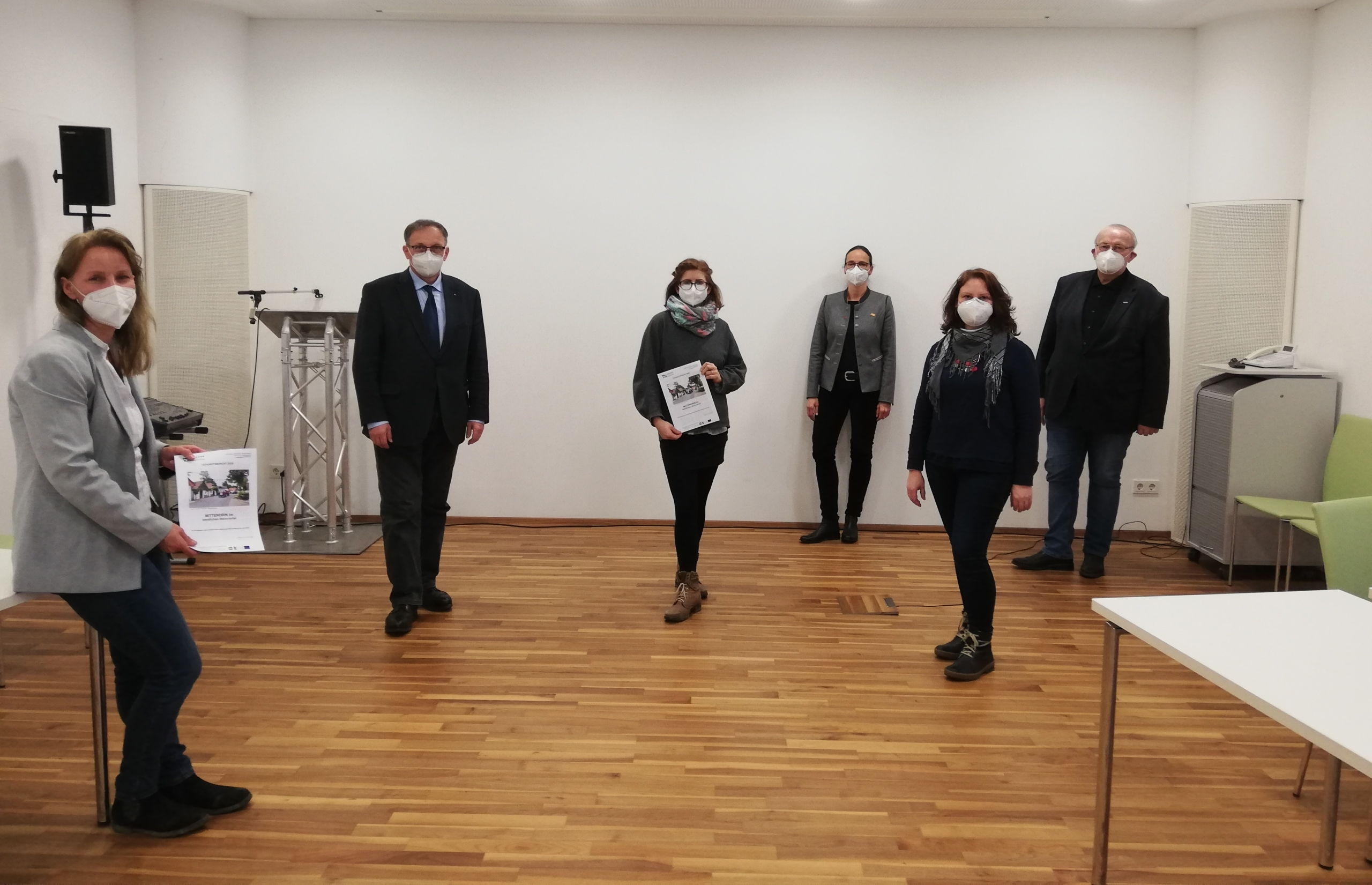 LEADER QS-Team Sitzung, Co. Weinv.-Manhartsberg
